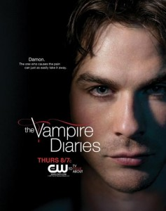 The Vampire Diaries – Damon ist romantisch!