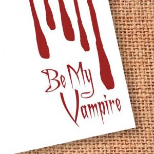 Vampirischer Valentinstag!